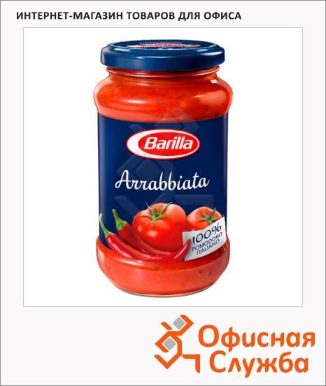 фото: Соус Barilla для пасты Arrabbiata томатный с перцем Чили, 400г