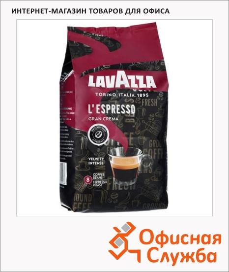 фото: Кофе в зернах Lavazza Gran Crema Espresso 1кг пачка
