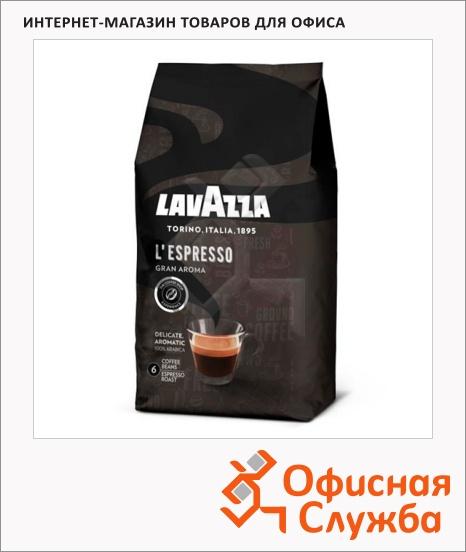 фото: Кофе в зернах Lavazza Gran Aroma Bar 1кг пачка