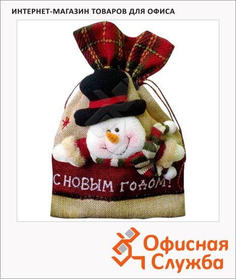 фото: Подарочный набор Мешочек Снеговик 360г