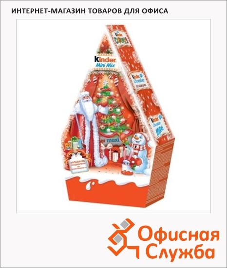 фото: Подарочный набор Kinder Mini Mix Елочка 106г