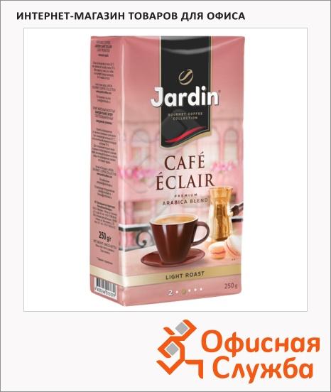 фото: Кофе молотый Jardin Cafe Eclair (Кафе Эклер) 250г пачка