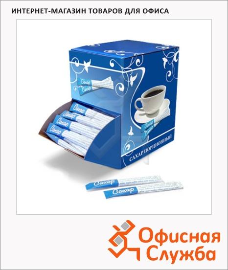 фото: Сахар порционный Office-box, синий, 5гх200шт