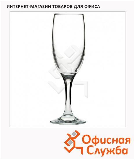 фото: Бокал для шампанского Pasabahce Bistro 190мл 6шт/уп