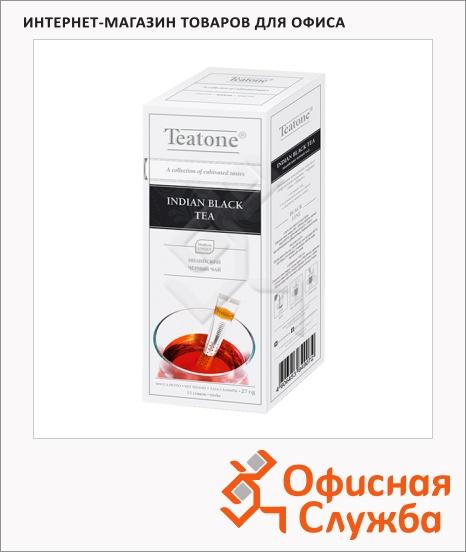 фото: Чай Teatone Indian Black Tea черный, 15 стиков