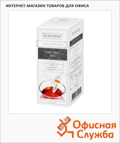фото: Чай Teatone Earl Grey Tea черный, 15 стиков