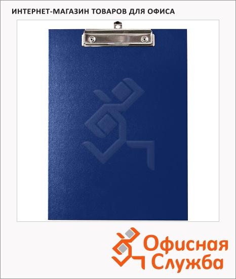 фото: Планшет с зажимом Erich Krause Standard синий А4