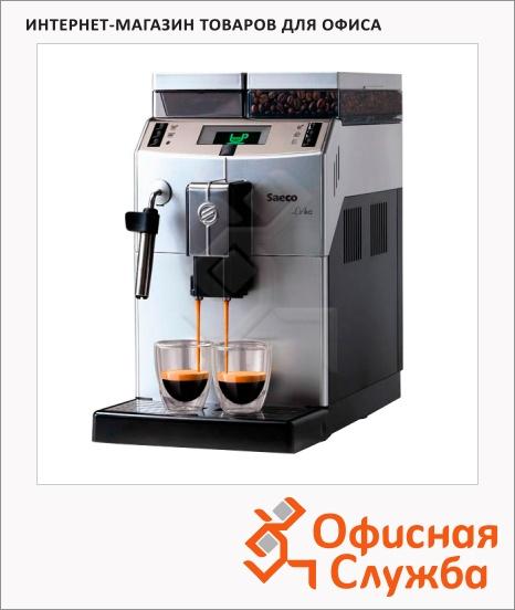 фото: Кофемашина автоматическая Saeco Lirika PLUS Silver 1850 Вт, серебристая