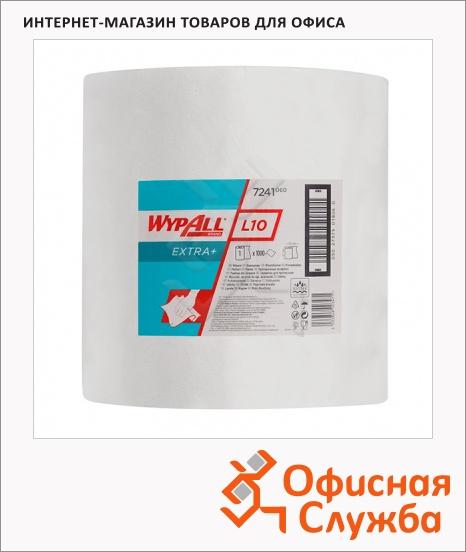 фото: Протирочный материал Kimberly-Clark WypAll L20 общего назначения, в рулоне, 380м, 1 слой, 7241, белый