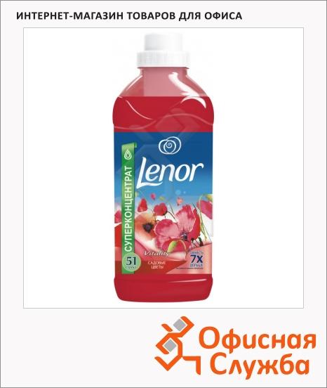 фото: Кондиционер для белья Lenor 1.8л суперконцентрат, свежесть садовых цветов