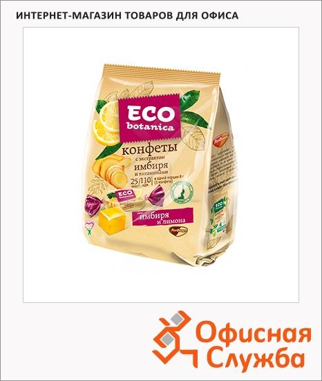 фото: Конфеты Eco-Botanica с экстрактом имбиря и витаминами 200г