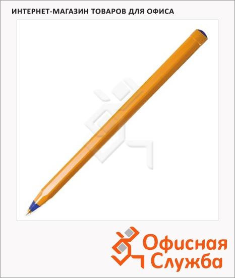 фото: Набор ручек шариковых одноразовых Bic Orange синяя 0.35мм