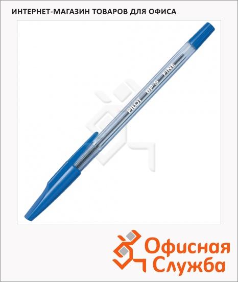 фото: Ручка шариковая Pilot BP-S-F синяя 0.7мм