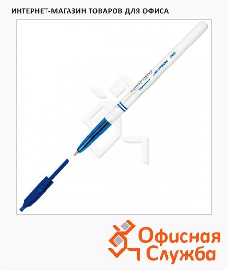 фото: Ручка шариковая Paper Mate BP 045 синяя 0.3мм