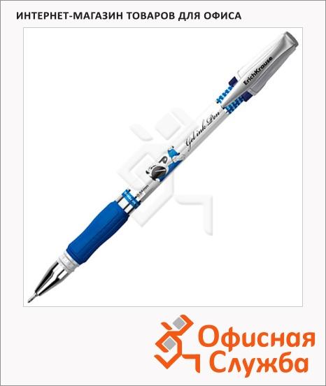 фото: Ручка гелевая Erich Krause Robogel синяя 0.5мм