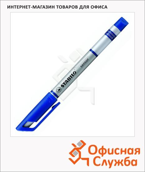 фото: Линер Stabilo Sensor 189 синий 0.3мм, 189/41