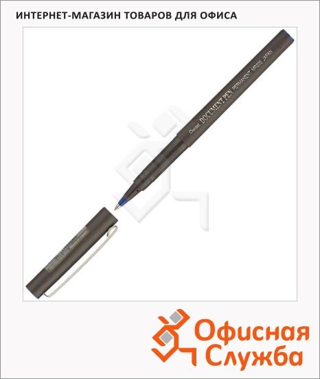 фото: Ручка-роллер Pentel Dokument Pen синяя 0.3мм