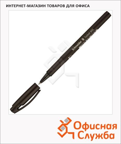 фото: Ручка-роллер Schneider Topball 845 черная 0.3мм