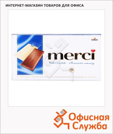 фото: Шоколад Merci молочный 100г