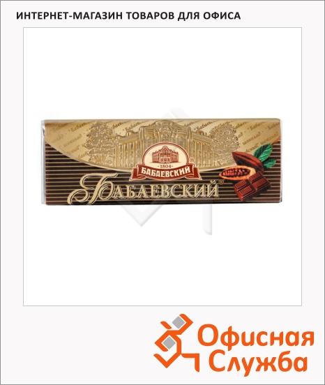 фото: Шоколад Бабаевский горький 20г х 18шт