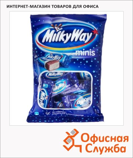 фото: Батончик шоколадный Milky Way Minis 176г