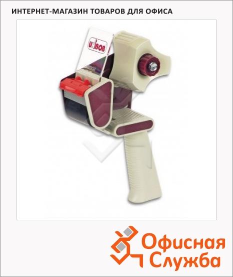 фото: Диспенсер для клейкой ленты упаковочной Unibob до 50 мм K-275/Т-280/Т-290, бежевый