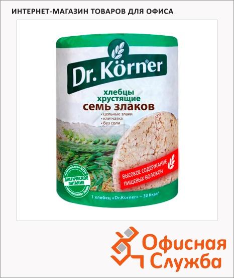 фото: Хлебцы Dr.korner 7 злаков 100г