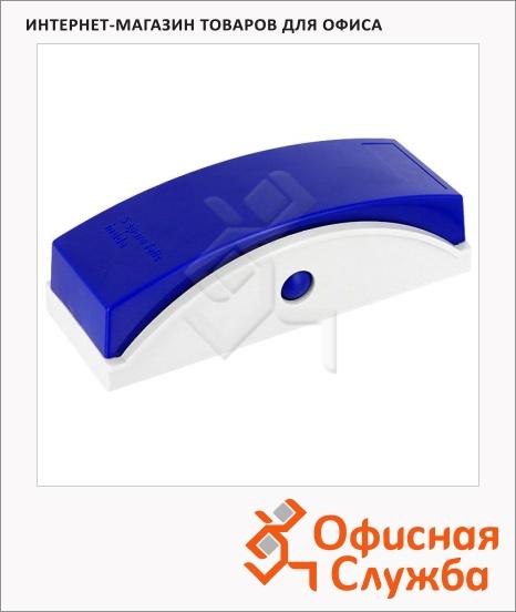 фото: Губка для маркерной доски Magnetoplan 12293 14.7х4.9х5.6см магнитный, синий, с фетровыми полосками
