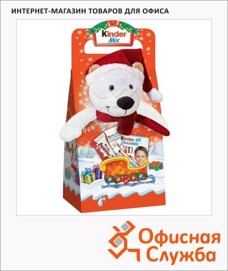 фото: Подарочный набор Kinder Mix С игрушкой 137.5г