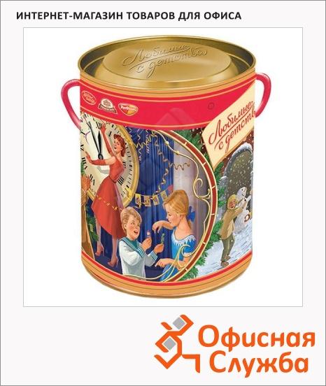 фото: Подарочный набор Объединенные Кондитеры Любимые с Детства 500г, туба