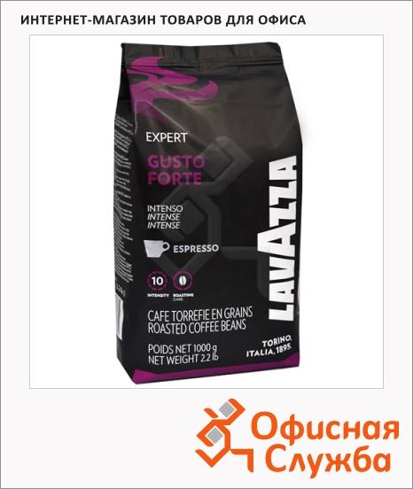 фото: Кофе в зернах Lavazza Gusto Forte 1кг пачка