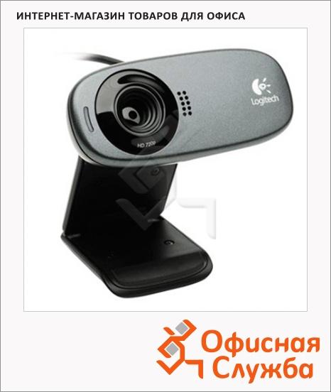 фото: Веб-камера Logitech С310 0.9Мп микрофон