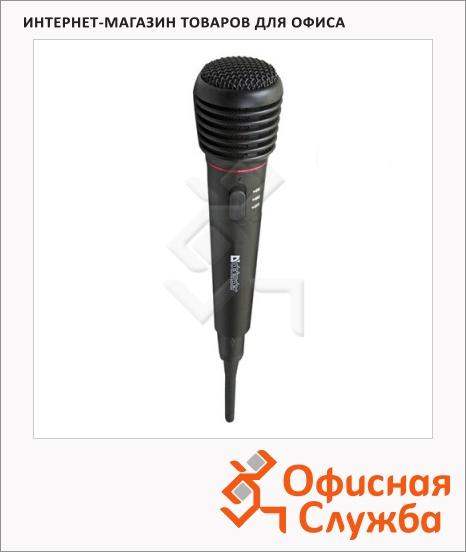 фото: Микрофон беспроводной Defender MIC-142 черный