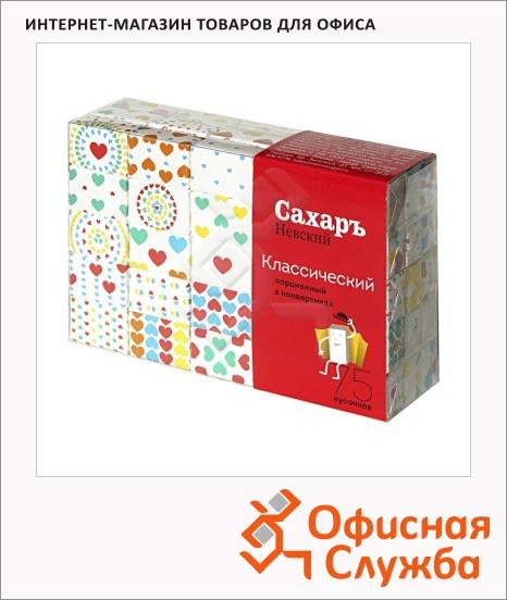 фото: Сахар Невский Классический порционный кусковой, 75 х 5.6г