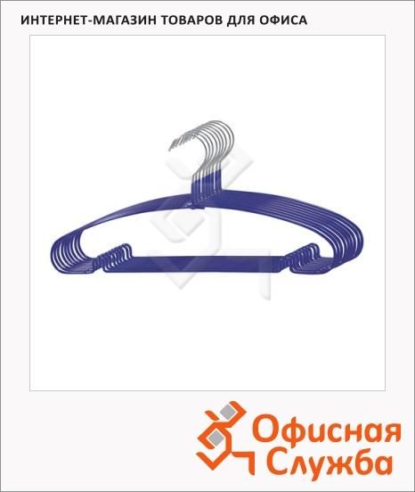 фото: Плечики для одежды ET SV8003-10 10 шт/уп 38-40 р, синие