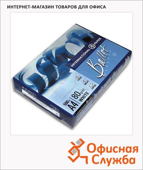 Бумага для принтера Ballet Classic А4, 500 листов, 80г/м2, белизна 153%CIE