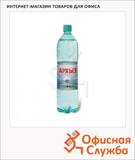 Вода минеральная Архыз газ, ПЭТ, 0.5л