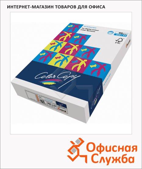 Бумага для принтера Color Copy Color Copy А4, 500 листов, белизна 161%CIE, 100г/м2