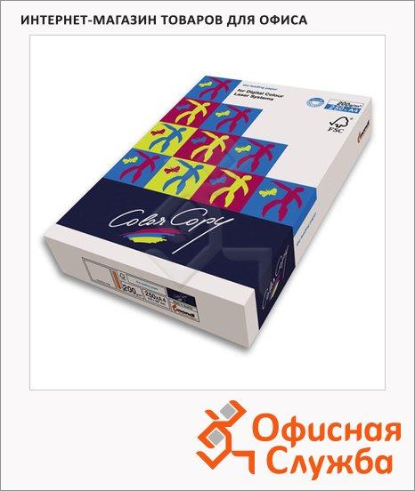 Бумага для принтера Color Copy Color Copy А4, 250 листов, белизна 161%CIE, 200г/м2