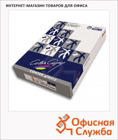 Бумага для принтера Color Copy Coated Glossy А4, 250 листов, белизна 141%CIE, 170г/м2