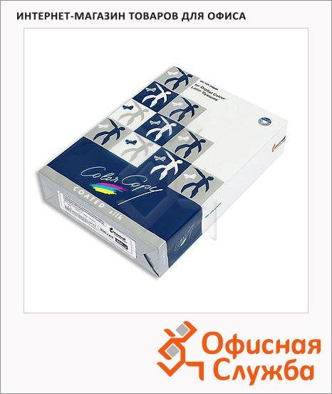 Бумага для принтера Color Copy Coated Silk А4, 250 листов, белизна 141%CIE, 250г/м2