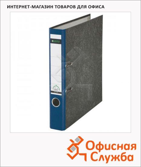 фото: Папка-регистратор А4 Leitz синяя 52 мм, 10500235