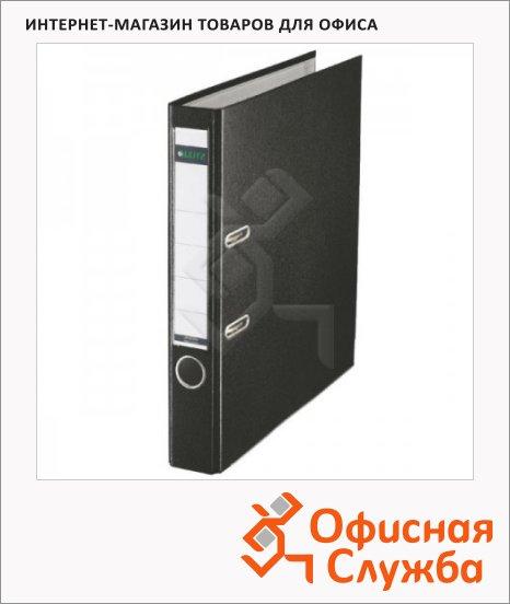 фото: Папка-регистратор А4 Leitz черная 52 мм, 10151295