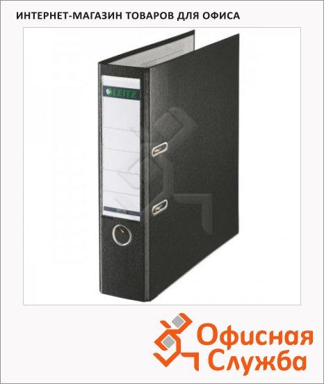 Папка-регистратор А4 Leitz черная, 80 мм, 10101295