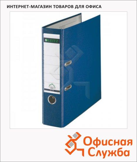 Папка-регистратор А4 Leitz синяя, 80 мм, 10101235