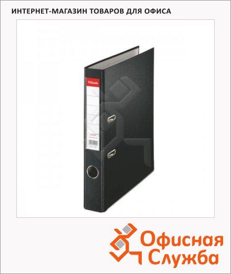 фото: Папка-регистратор А4 Esselte Economy черная 50 мм, 81197