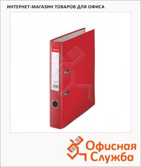 Папка-регистратор А4 Esselte Economy красная, 50 мм, 81193