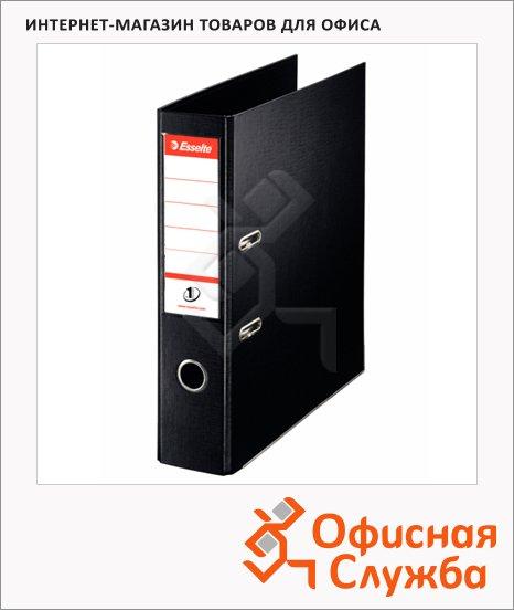 Папка-регистратор А4 Esselte №1 черная, 75 мм, 811370
