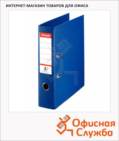 Папка-регистратор А4 Esselte №1 синяя, 75 мм, 811350