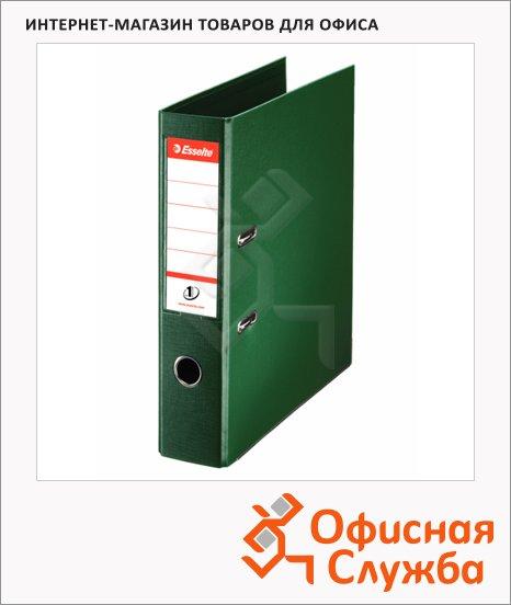 Папка-регистратор А4 Esselte №1 зеленая, 75 мм, 811360